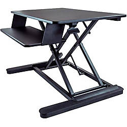 StarTechcom Sit Stand Desk Converter With