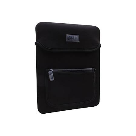 USA Gear - Protective sleeve for tablet - neoprene - for Apple iPad (3rd generation); iPad 1; 2; iPad Air; iPad Air 2; iPad with Retina display