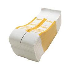 Sparco Kraft Paper ABA Bill Straps