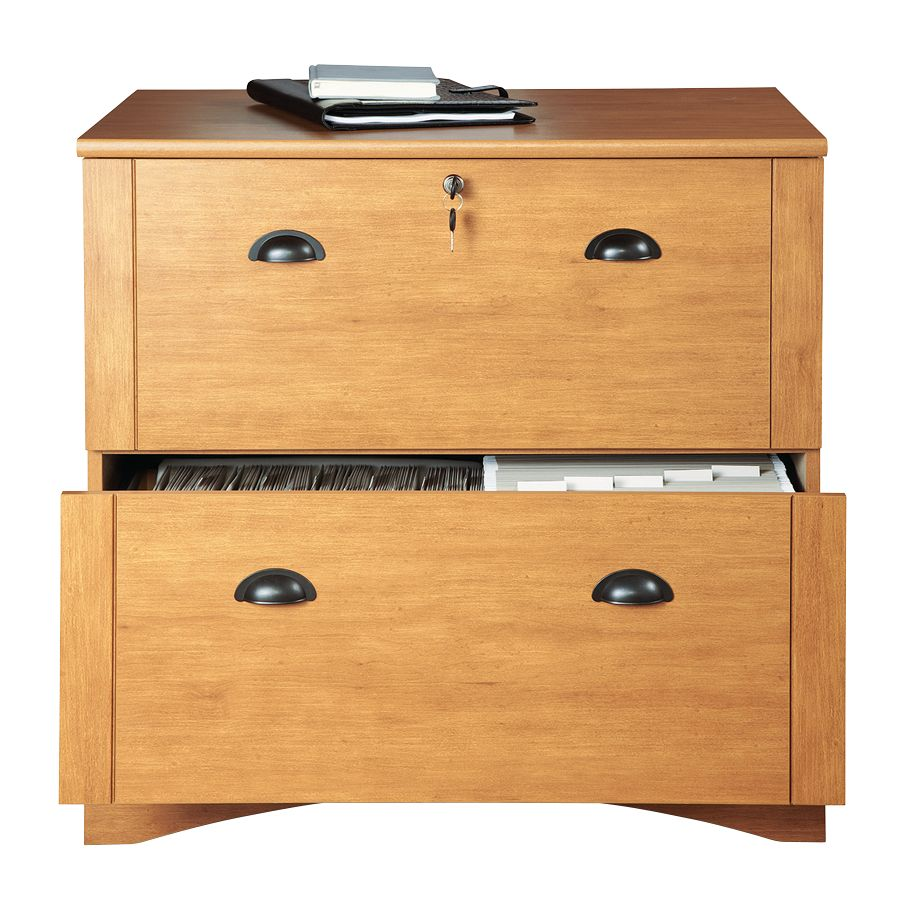 Realspace Dawson 2 Drawer Lateral File Cabinet 29 H x 30 12 W x 21