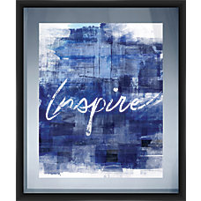 PTM Images Framed Art Inspire 29