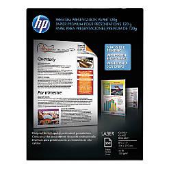 HP Premium Presentation Laser Paper 8
