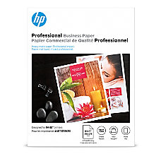 HP Professional Business Paper for Inkjet