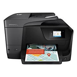 HP Officejet Pro 8715 Wireless Color Inkjet All-In-One Printer, Scanner, Copier, Fax, J6X78A#1H3