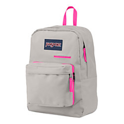 JanSport Digibreak Backpack For 15 Laptops Gray Rabbit by Office ...
