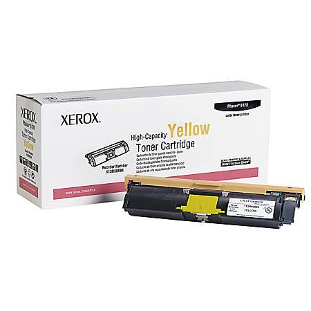 Xerox® 113R00694 High-Capacity Yellow Laser Toner