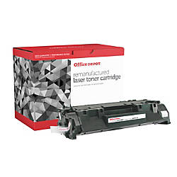 CTG 80A HP CF280AM Remanufactured Black
