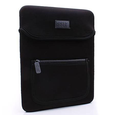 USA Gear FlexARMOR Neo-XL - Protective sleeve for tablet - neoprene - for Apple iPad (3rd generation); iPad 1; 2; iPad Air; iPad Air 2; iPad with Retina display
