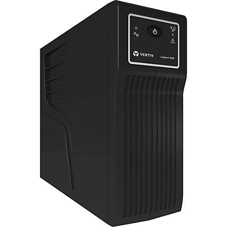 Vertiv Liebert PSA 650VA UPS 230VAC (PSP650MT3-230U) - 650VA/390W - 4 Minute Full Load - 1 x IEC 60320 C13 - Surge-protected, 3 x IEC 60320 C13 - Battery Backup System