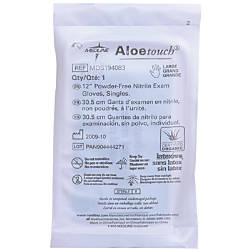 Aloetouch Disposable Powder Free Nitrile Exam