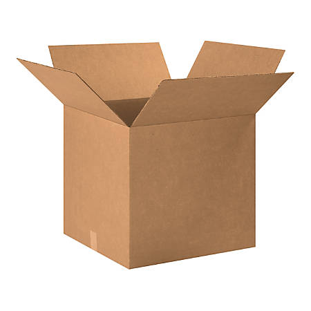 "Office Depot® Brand Corrugated Cartons, 20"" x 20"" x 18"", Kraft, Pack Of 10"