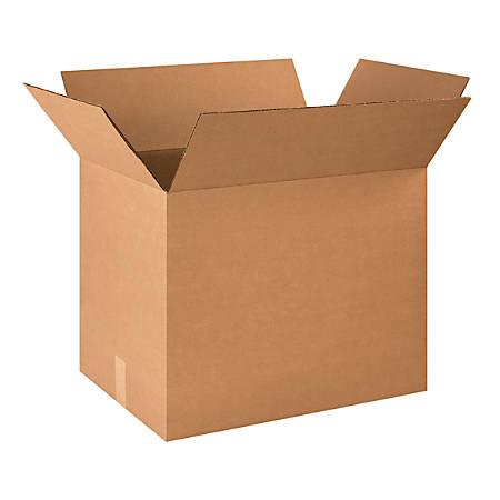 "Office Depot® Brand Corrugated Cartons, 23"" x 16"" x 18 5/8"", Kraft, Pack Of 15"