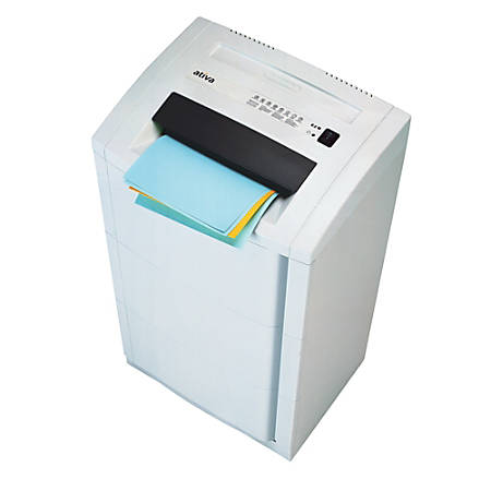 Ativa™ V260HS BNDL 7-Sheet High-Security Shredder