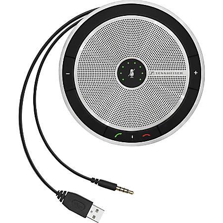 Sennheiser SP 20 ML Speakerphone - USB - Microphone - Desktop