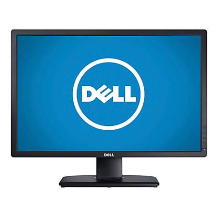 "Dell™ UltraSharp U2412M 24"" LED Monitor, Black"
