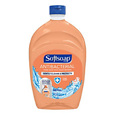 Softsoap Antibacterial Liquid Hand Soap Crisp