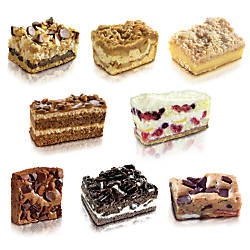 Sweet Street Desserts Sliced Bar Variety