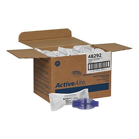 "ActiveAire® Passive Whole-Room Freshener Dispenser Refills, Lavender Scent, 2""H x 2 7/8""W x 6 1/2""D, Purple, Case Of 12"