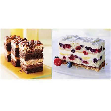 Sweet Street Dessert Stack Variety, 16 Servings