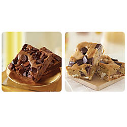 Sweet Street Dessert Blondie And Brownie