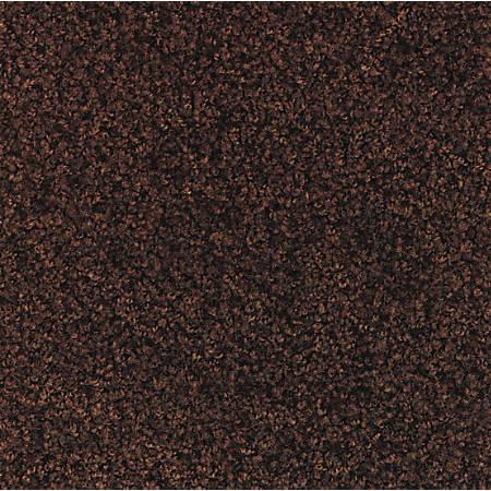 M+A Matting Stylist Floor Mat, 3' x 8', Chocolate