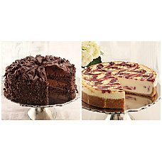 Sweet Street Dessert Cake And Cheesecake