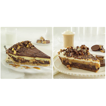 Sweet Street Dessert Snickers® And Reese's® Pie Variety, 28 Servings