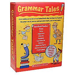Scholastic Set Grammar Tales