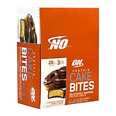 OPTIMUM NUTRITION Protein Cake Bites Chocolate