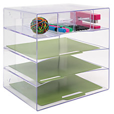 Innovative Storage Designs Desktop Organizer 6