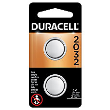 Duracell DuraLock Power Preserve Lithium Batteries
