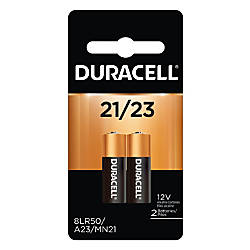 Duracell 12 Volt Alkaline Security Batteries