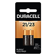 Duracell 12 Volt Alkaline Security Batteries