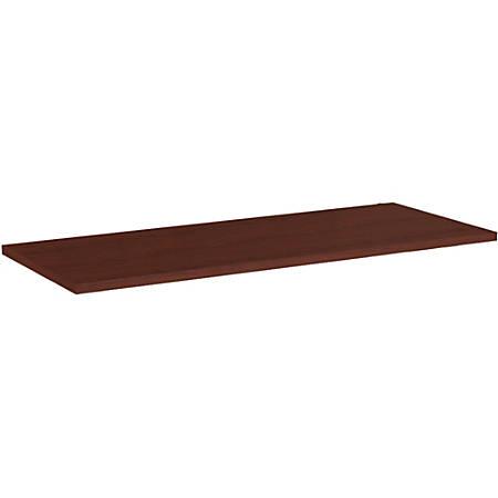 "Special-T Kingston 60""W Table Laminate Tabletop - Mahogany Rectangle, Low Pressure Laminate (LPL) Top - 60"" Table Top Length x 24"" Table Top Width x 1"" Table Top Thickness"
