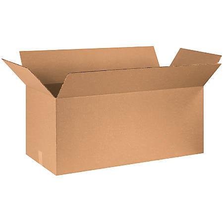 "Office Depot® Brand Corrugated Cartons, 36"" x 16"" x 16"", Kraft, Pack Of 15"
