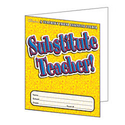 Scholastic Teacher Resources Substitute Teacher Essential