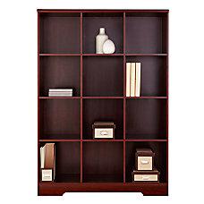 Realspace Magellan 12 Cube Bookcase Classic