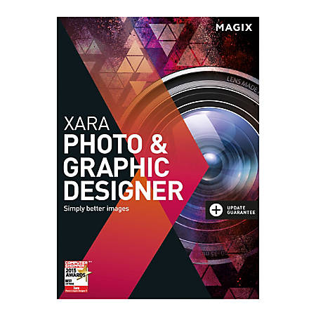 Magix Xara Photo And Graphic Design 12, Traditional Disc