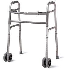 Guardian Bariatric Folding Walker 5 Wheels