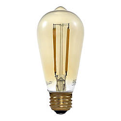 Euri ST19 Amber Glass Dimmable 450