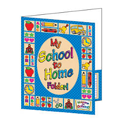 Scholastic 2 Pocket Folder School To