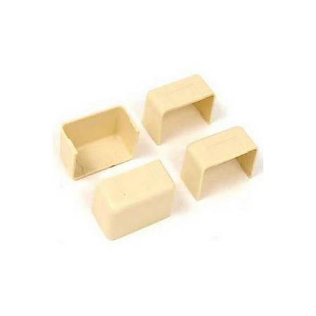 Belkin End Cap - Ivory - 4 Pack