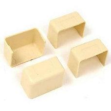 Belkin End Cap Ivory 4 Pack