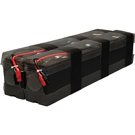 Tripp Lite 2U UPS Replacement Battery Cartridge 72VDC for select SmartOnline UPS Systems - 72 V DC - Maintenance-free - 3 Year Minimum Battery Life - 5 Year Maximum Battery Life
