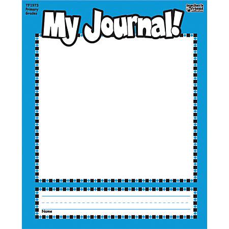 "Scholastic My Journal — Primary, 7"" x 8 1/2"""