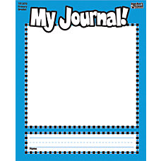 Scholastic My Journal Primary 7 x