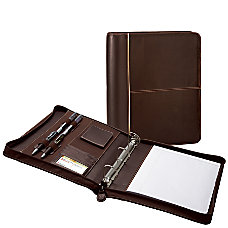 FORAY 3 Ring Padfolio 13 x