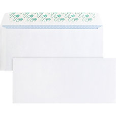Business Source Regular Tint PeelSeal Envelopes