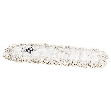 "Genuine Joe Cotton Mop Refill For 36"" Handle"