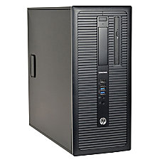 HP EliteDesk 800 G1 Refurbished Desktop